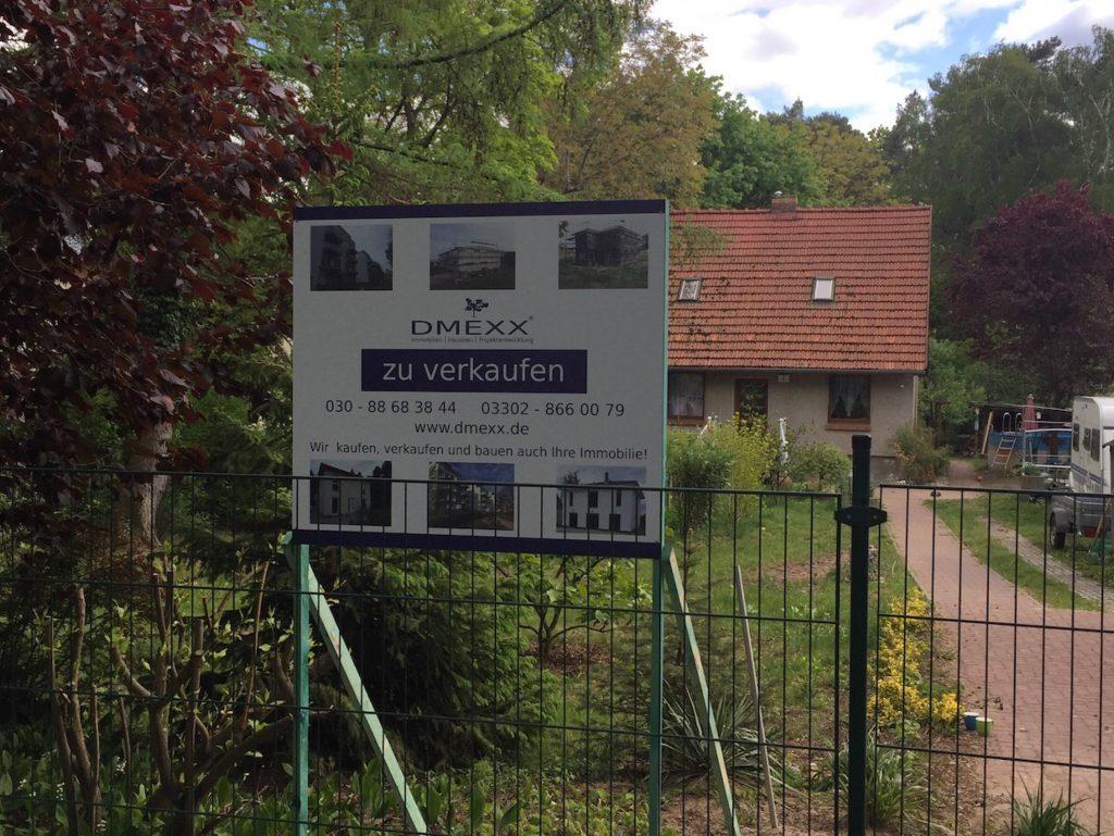 Baugrundstück in Glienicke