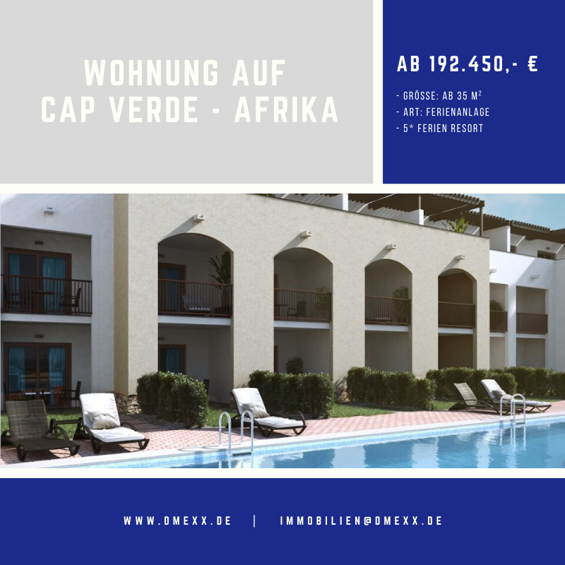 Kapitalanlage auf Cap Verde