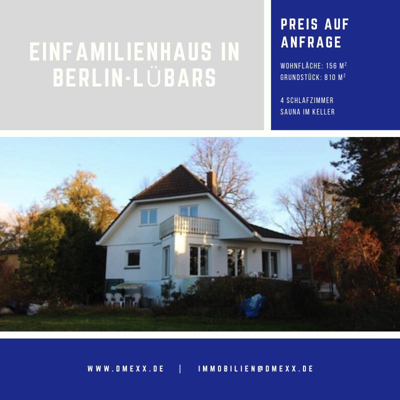 Einfamilienhaus in Berlin-Lübars