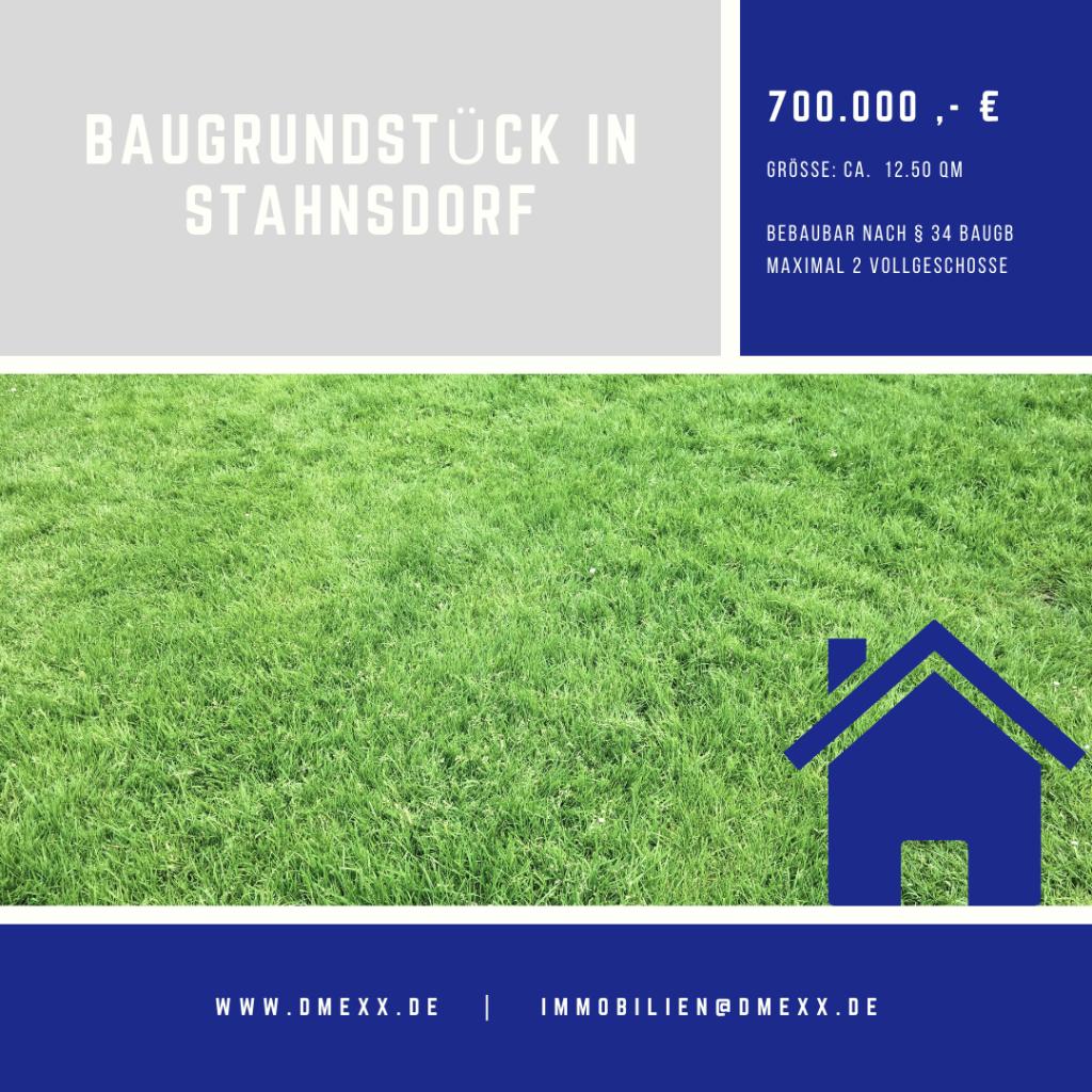 Baugrundstück in Stahnsdorf
