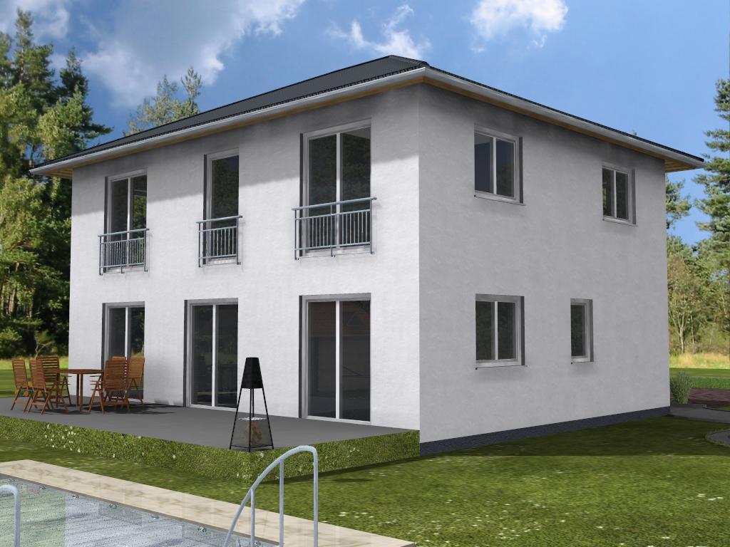 Stadtvilla in Oranienburg OT Lehnitz