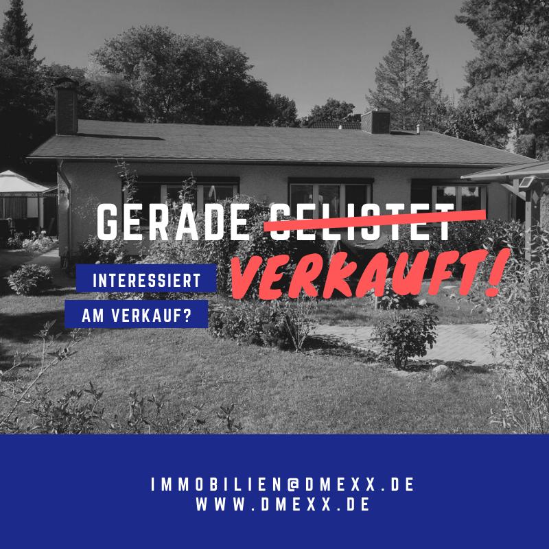 VERKAUFT Einfamilienhaus Glienicke-Nordbahn