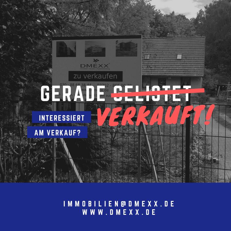 VERKAUFT Grundstück Glienicke-Nordbahn
