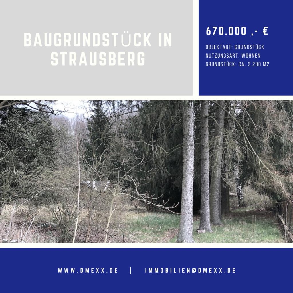 Baugrundstück Strausberg