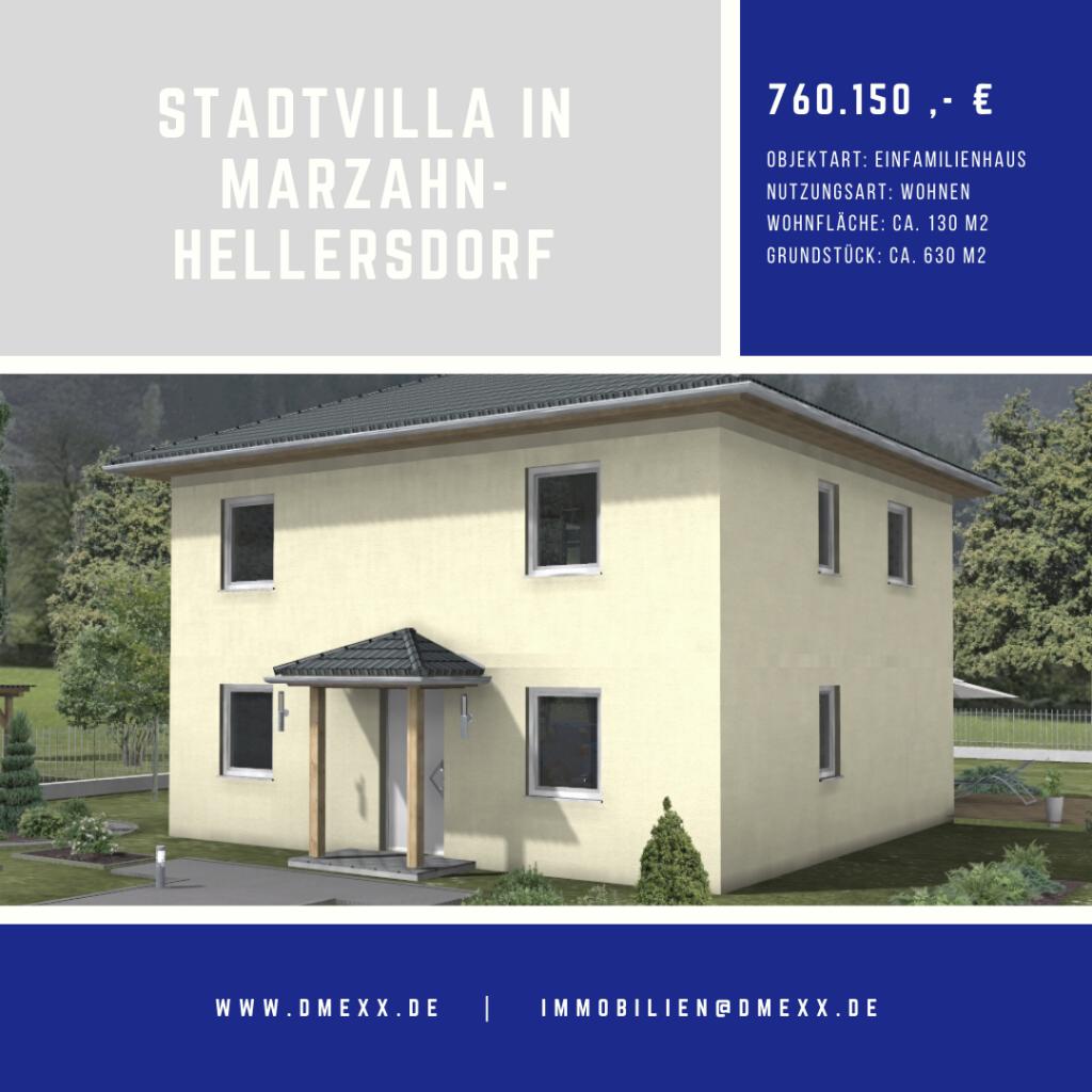 Einfamilienhaus Berlin-Marzahn